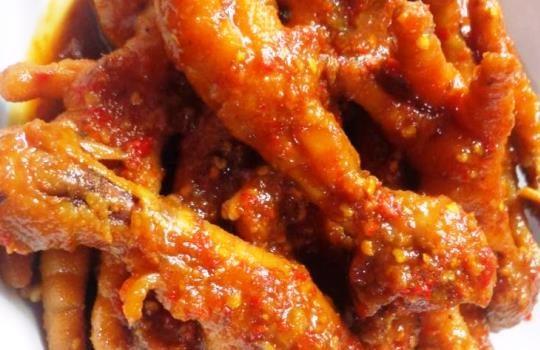 Ide Masakan Enak Berbahan Dasar Ceker Ayam