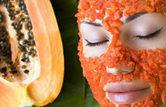 Masker Pepaya Cara Memutihkan dan Mencerahkan Wajah dengan Masker Alami
